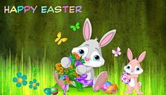 2083x1200px easter wallpaper for mac computers by Zane Mason