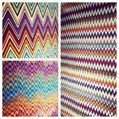 Regram from Willner Willner Zissou Carpet Textile Patterns, Print Patterns, Textiles, Stair Carpet, Missoni, Zig Zag, Fiber Art, Charlotte, Concept