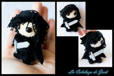 Jon Snow Amigurumi(Game Of Thrones) By Cristell Justicia/La calabaza de Jack ->Follow my work: ~Facebook: https://www.facebook.com/LaCalabazaDeJack ~Tumblr: http://lacalabazadejack.tumblr.com/ ~Deviantart: cristell15.deviantart.com   #Jon #Snow #Stark #Game #Thrones #Song #Ice #Fire #Tv #Book #Geek #Freak #Cute #Kawaii #Amigurumi #Pattern #Crochet #Knitting #Yarn #Felt #Felted #Doll #Plush #Toy #Handmade #Craft