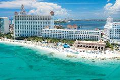 Cancun....