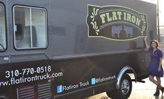 The Flatiron Truck