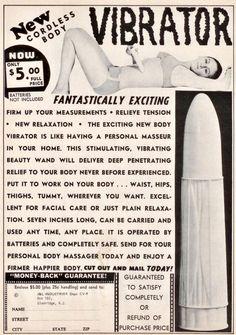 Vibrator Commercials 3