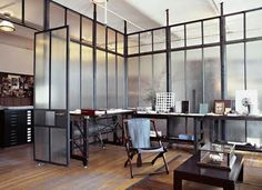 Interiors by Roman and Williams, NYC.