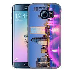 Samsung Galaxy S6 Edge Plus Jacksonville Florida Skyline Trans Case