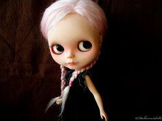 One Customized OOAK Blythe Doll  Vivian by Dakawaiidolls on Etsy, $400.00