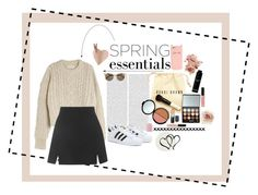 """Spring essentials #nudes"" by soakmole ❤ liked on Polyvore featuring Oris, Bobbi Brown Cosmetics, adidas, Étoile Isabel Marant, Topshop, Fendi, Kate Spade, Essie and Cara"