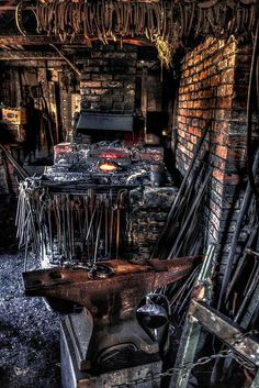 The Blacksmiths Workshop