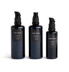 The KG System - cleansing oil for oily skin. Oxymoron or right combination?
