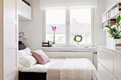 Charming small bedroom