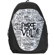 Pierce the veil backpack