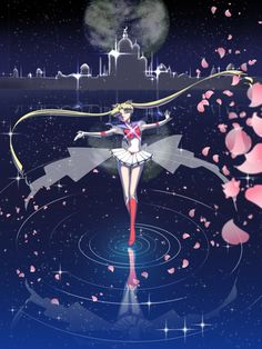 The Rebirth of The Silver Millennium by *Mikatsune on deviantART