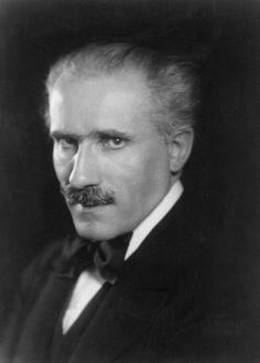 Arturo Toscanini 1867-1957 Italian