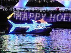 newport beach christmas boat parade viewer guide california travel at christmas pinterest boat parade newport beach and newport