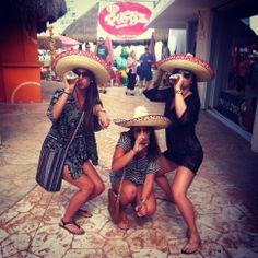 When in Mexico...TSM.