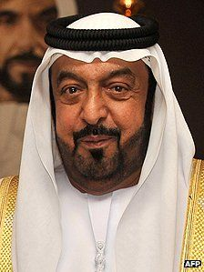 BBC News - Unite Arab Emirates president: Khalifa bin Zayed Al Nahyan http://www.ourallegiancetokhalifa.com/