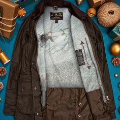 To help you celebrate the launch of the #BarbourChristmas, we're giving you the chance to win one of five bespoke Barbour X @officialthesnowman jackets. ⠀⠀Each jacket has an exclusive drawing of @officialthesnowman in the lining. Discover how to enter via the link in the bio. #TheSnowman40 #Christmas #Conpetition