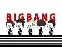 Big bang 2015 Big Bang Kpop, Bigbang, Neko, Bangs, Peanuts Comics, Art, Fringes, Art Background, Kunst
