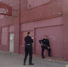 cops - I think I know these guys... LMFAO