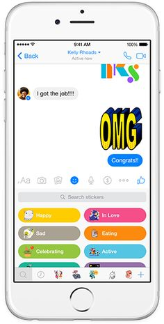 Facebook Messenger Download for iOS.  . Free download at: https://messengerappdownload.com/messenger-download-ios/