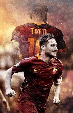 Francesco Totti For mobile - Live Wallpapers Good Soccer Players, Best Football Players, Football Team, Kobe Bryant, Michael Jordan, Totti Francesco, Totti Roma, Juergen Klopp, Nba