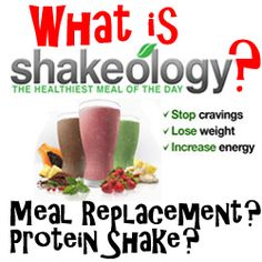 What Is Shakeology? - This post will tell you everything you need to know.