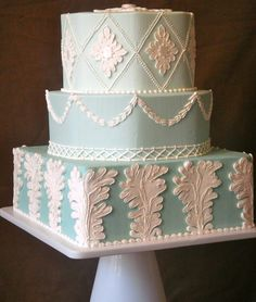Lovely cake by Jim Smeal
