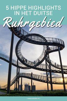 Bezienswaardigheden Ruhrgebied: 5 toffe industriële plekken   Reisdoc.nl