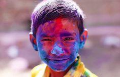 The Holi Festival, India
