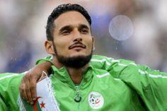 Liassine Cadamuro (Algeria) - #WorldCup 2014