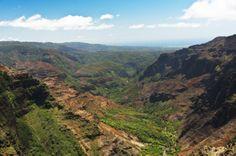 waimea canyon | Waimea Canyon Kauai Hawaii Waimea Canyon, Kauai Hawaii, Grand Canyon, My Photos, Islands, Nature, Travel, Viajes, Naturaleza