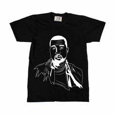 Kanye West Yeezy Black Tee by BabesnGents on Etsy www.etsy.com/ca/listing/249919223/kanye-west-yeezy-black-tee