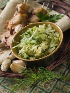 German coleslaw recipe!
