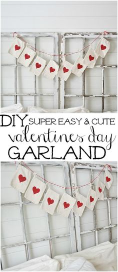 DIY super easy valen