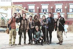 walking-dead-icons:  We Are The Walking Dead.