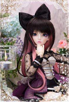 OUENEIFS free shipping fairyland minifee chloe 1/4 bjd sd dolls model reborn girls boys eyes High Quality toys makeup shop resin