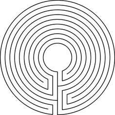"""You could """"work harder"""" but we know that doesn't really work. Labyrinth Garden, Labyrinth Maze, Mad Movies, Labrynth, Girls Camp, Therapy Activities, Geometric Art, Hand Embroidery, Celtic"""