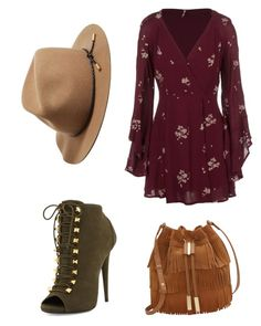 """""""city country"""" by kykina-elena on Polyvore featuring Free People, Giuseppe Zanotti, rag & bone, Vince Camuto and country"""