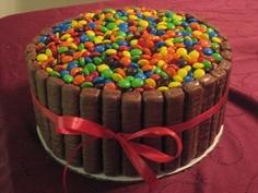 torta de habanitos y rocklets