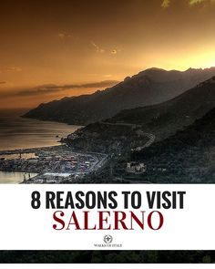 fine out what Salerno is the best town on the Amalfi Coast! photp: Sabrina Campagna, Vi Flickr