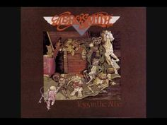 Toys in the Attic by Aerosmith - Classic rock album cover☮~ღ~*~*✿⊱╮ レ o √ 乇 ! Rock N Roll, Pop Rock, Rock Album Covers, Classic Album Covers, Music Albums, Music Songs, Music Videos, Music Concerts, Classic Rock