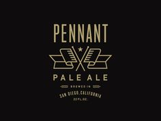 Pennant Pale Ale by Steve Wolf