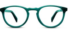 Warby Parker Eyeglasses - Stockton in Sea Green Crystal Online Eyeglasses, Round Eyeglasses, Eyeglasses For Women, Green Glasses Frames, Warby Parker, Optical Frames, Women's Optical, Glasses Online, Womens Glasses