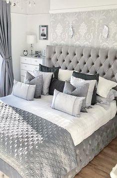 NEW MASTER BEDROOM BEDDING | Home bedroom, Bedding master ...