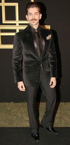 Neil Nitin Mukesh at Deepika Padukone's bash. #Fashion #Style #Bollywood #Handsome