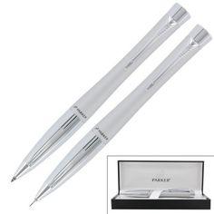 Parker Urban Silver Ballpoint Pen