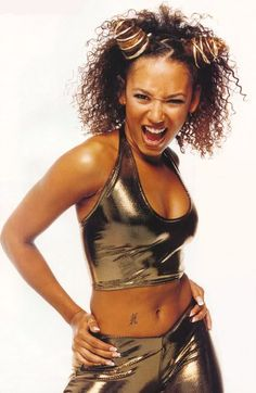 Scary Spice 1990s