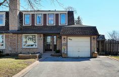 3029 Oslo Crescent in #Mississauga - Semi-Detached Double Income Investment Opportunity in #Meadowvale - www.robkelly.ca