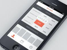 20 Fantastic Examples of Flat UI Design In Apps | UltraLinx