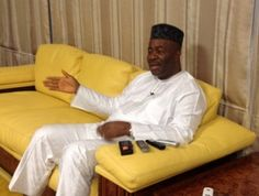 Akpabio Returns Home After EFCC Invitation, Says He Has Nothing To Hide - http://www.77evenbusiness.com/akpabio-returns-home-after-efcc-invitation-says-he-has-nothing-to-hide/