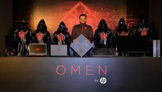 HP today made the debut of its gaming portfolio in India - OMEN by HP, featuring an array of products built for gamers combining the latest in PC innovation, delivering power and performance to dominate competition. The portfolio will be available starting 15th March 2017 on www.hpshopping. #HP #HP OMEN Gaming Portfolio #Ketan Patel #OMEN 15 #OMEN 17 #OMEN Desktop #OMEN Laptops #Rajiv Srivastava